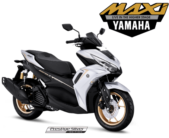 all-new-aerox-155-connected-ABS-silver
