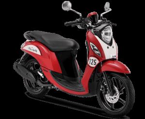 Fino-125-Sporty-merah