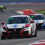 HPD Honda Civic Type Rs dan Si Earn Win, Seven Podiums di Austin
