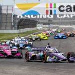 Hasil Podium untuk Grosjean dan Palou di GMR Grand Prix Indianapolis