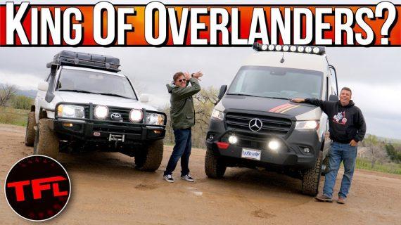 Inilah Mengapa #Vanlife Akan Selalu Mengungguli Toyota Land Cruiser Saat Keliling Dunia!