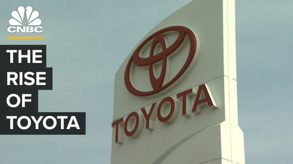 Kebangkitan Toyota