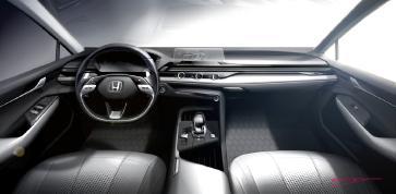 Honda Merilis Video Mengungkap Filosofi Desain Interior Baru