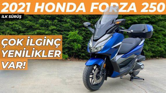 2021 Honda Forza 250 First Driving Review – Apa Itu Kaca Depan!