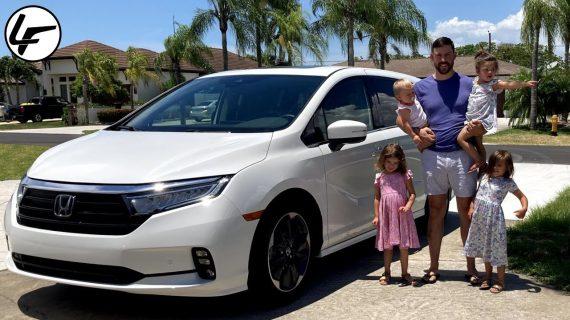 Apakah Honda Odyssey 2021 LEBIH BAIK daripada Toyota Sienna Hybrid?  Review Honda Odyssey 2021