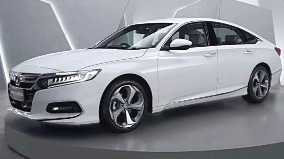 Honda ACCORD 2021 – (interior, eksterior, dan drive) / Honda ACCORD 2021