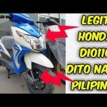 HONDA DIO 110 2021 / REVIEW SEBENARNYA / TERSEDIA DI FILIPINA
