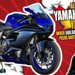 Yamaha R7 2021 – Motor Super Sport Super Terjangkau!