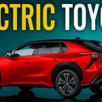 Toyota Pamerkan Mobil Listrik Pertamanya |  EV News