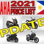 DAFTAR HARGA YAMAHA DI FILIPINA 2021 (DIPERBARUI)