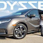 Lima fitur yang menjadikan Honda Odyssey mobil keluarga yang luar biasa – Honda Odyssey 2021