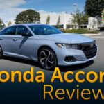 2021 Honda Accord    Review & Uji Jalan