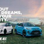 All New Toyota Raize – Bayangkan, Live It