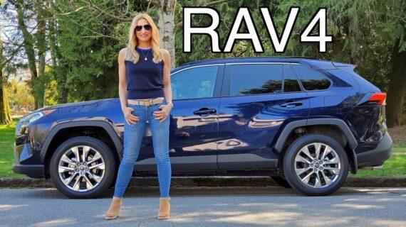 Review Toyota RAV4 2021 // Terlaris tapi tidak sempurna