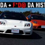 HONDA NSX dan presisi bedahnya – Sejarah Otomotif – RPM Tinggi