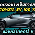 Toyota resmi meluncurkan mobil listrik pertamanya – TOYOTA bZ4X EV Concept