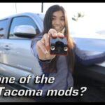 Seat Jackers: Apa itu dan apakah mereka mod Toyota Tacoma yang bagus?