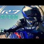 2022 Yamaha R7 – Spesifikasi