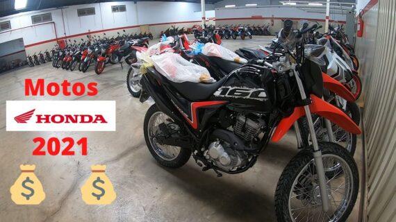 Harga SEMUA Motor Honda 2021 di Dealer