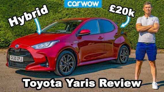 Ulasan Toyota Yaris 2021 – lihat bagaimana lebih baik daripada Polo atau Fiesta!
