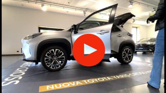 Yaris Cross, inilah B-Suv: revolusi pertama di Toyota