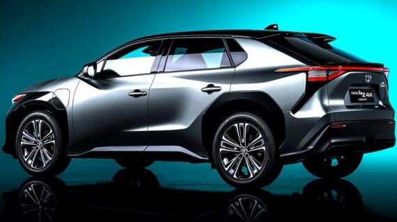 Toyota All-New bZ4X (2022) – SUV Modern!