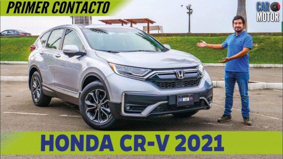 Honda CR-V 2021 – Kontak pertama 🚙 🔥 |  Motor Mobil