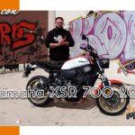 Mengendarai dengan Tes Motor Yamaha XSR 700 / Yamaha / SuperMotor.Online / T3 – E12 2020