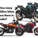 Ada berapa motor 250cc di India?  »MotorOctane