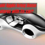 5 fitur yang menurut kami dapat dihadirkan Apple dengan mobilnya »MotorOctane