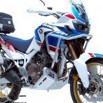 Solusi Bagasi Tunggal untuk Honda Africa Twins