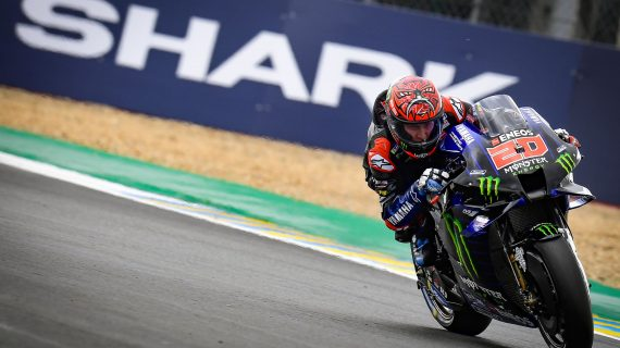 Saturday MotoGP Summary at the French GP: Let Unpredictability Reign