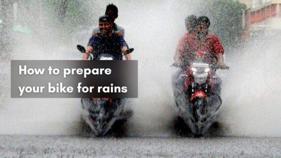 Bagaimana mempersiapkan sepeda Anda untuk menghadapi hujan »MotorOctane» Berita