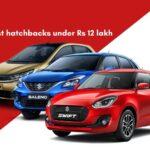 Hatchback terbaik di bawah Rs 12 lakh »MotorOctane
