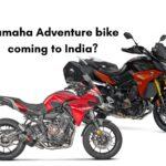 Motor Petualangan Yamaha datang ke India?  » Motor Oktan