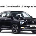 Hyundai Creta facelift – 5 hal yang perlu diketahui »MotorOctane