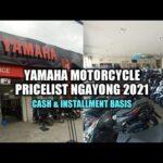 Daftar Harga Motor Yamaha Tahun 2021    Dasar TUNAI & ANGSURAN
