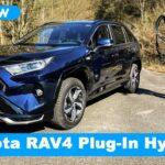 Toyota RAV4 Plug-In Hybrid (2021) – Lebih baik dari kompetisi plug-in Jerman?  Tes / opini / data