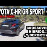 TOYOTA C HR GR SPORT |  SUV-C Hibrida HEV |  Prueba a fondo |  revistadelmotor.es