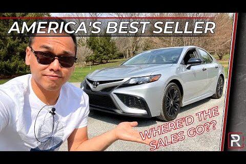 Apa yang Terjadi Dengan Penjualan Toyota Camry di Amerika?