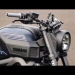 YAMAHA XSR 155⚡ Betapa indahnya sepeda motor!!