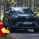 Toyota Yaris Cross (2021) |  Ini adalah Yaris Cross baru |  Latihan dengan Moritz Doka