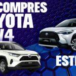 Dengan New Corolla Cross Anda tidak boleh Membeli Toyota RAV4