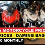 Daftar Harga Motor Honda 2021 |  Skuter ke Sepeda Besar