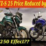 Harga Yamaha FZ 25 & FZ-S 25 Turun Rp.  19.000🔥 Efek Peluncuran Pulsar 250??  தமிழில்