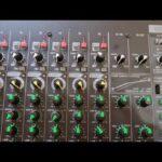 Yamaha mixer MGP24X pesanan Guzairon Jambi..Test dan Riview !