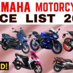 Daftar Harga Motor YAMAHA 2021 di Indonesia    Baru dan Bekas    Diperbarui + SPESIFIKASI