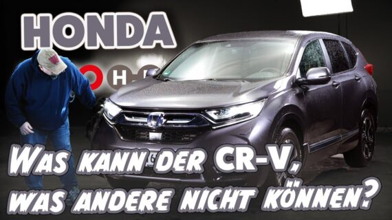 Apa yang bisa Honda CR-V E: HEV – Review – Test – Driving report – Opini
