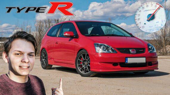 Tes Honda Civic Type R 'EP3' – Anda akan terlahir kembali pada 9.000 rpm