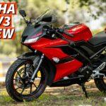 Yamaha R15 V3 2021    Raja 150cc?